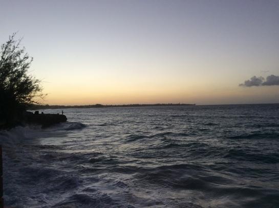 6.00am looking East.