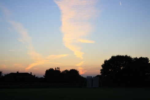 The sun has set on a hugely successful 2014 season at Frocester Cricket Club