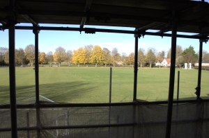 View from the Changing room