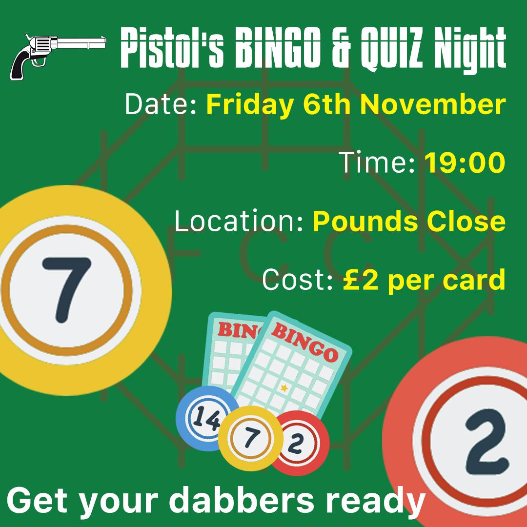 Bingo & QuizNight!